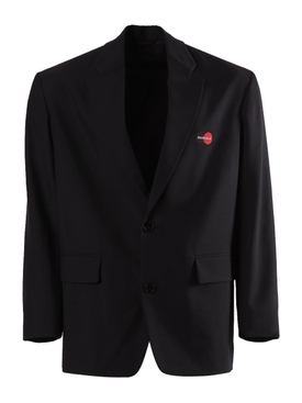 Uniform logo Boxy Blazer