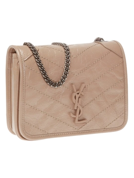 Nikki Shoulder Bag Nude