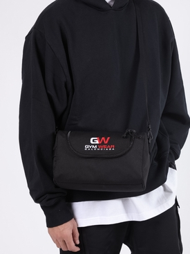 Gym wear logo Week pouch