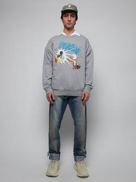 x Disney Donald Duck Flash Sweatshirt