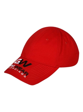 Gym Wear Cap RED