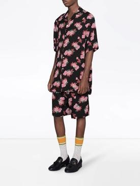 Peony Fantasy Jacquard Shorts