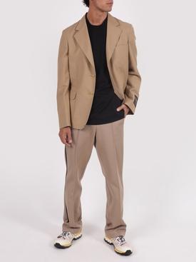 Sand Wool Blazer