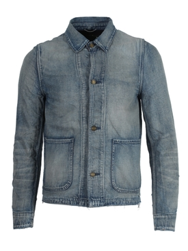 Light blue Fifties denim jacket