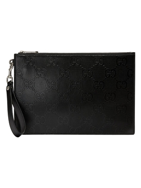 GG Tennis Pouch BLACK