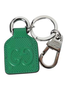 GG Tennis Keychain GREEN