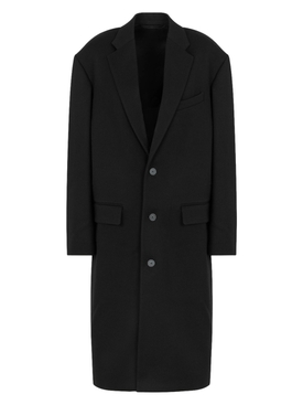 Long Boxy Coat