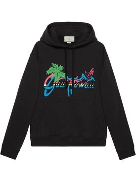 Hawaii Multicolor Print T-shirt