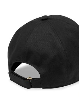 Drill Cap BLACK