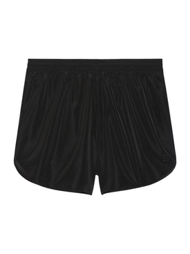 Running shorts, black