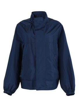 Navy Upside Down Jacket