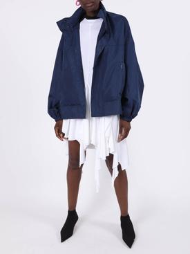 Navy Upside Down Jacket