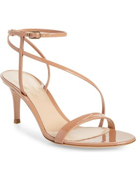 Gianvito Rossi - Dhalia Strappy Sandal Pink - High Sandals