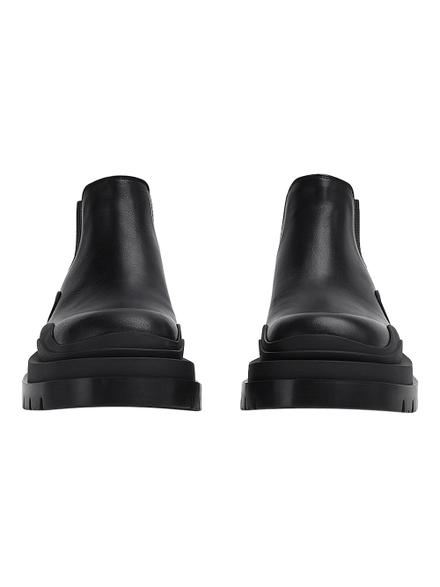 Bottega Veneta Ankle highs The Tire Boot, Black