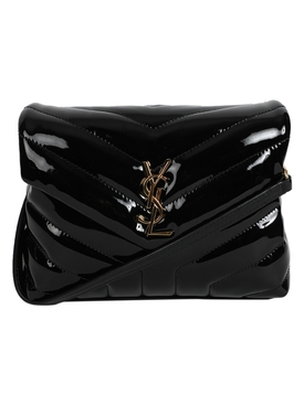 Lou Lou Patent Leather Shoulder bag