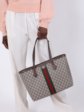 Ophidia GG tote bag