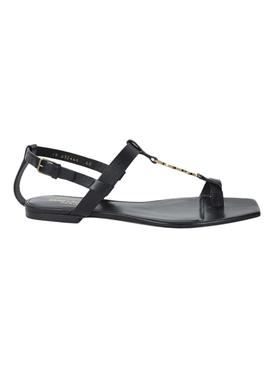YSL Cassandra sandals