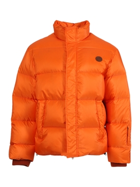 Think/Thank Orange Down Jacket