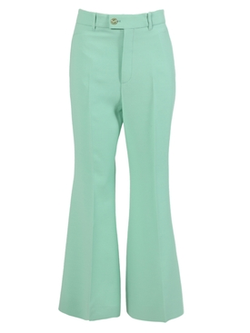 Patel Mint Trousers