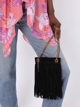 Small Fringe Grace Bag