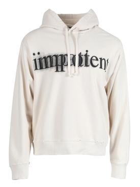 Impatient/Impotent Hoodie