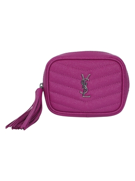 Fuchsia Baby lou camera bag