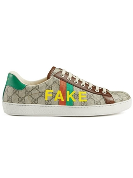 'Fake' New Ace sneaker