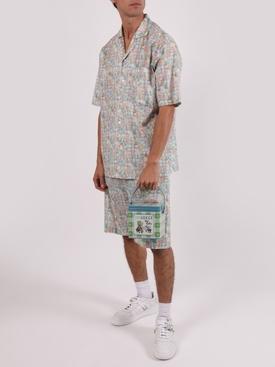 x Liberty floral bowling shirt