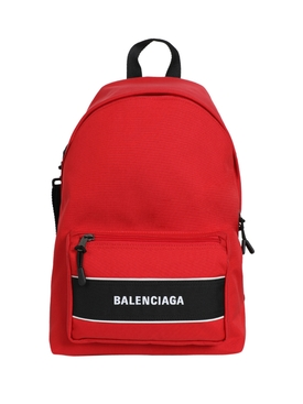 SPORT CROSS BACKPACK, RED