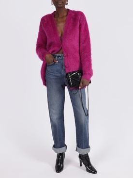 Violet gilet surf top cardigan