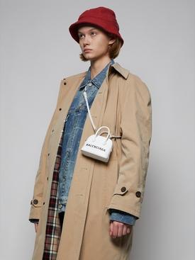 Nano Ville Top Handle Bag Optic white