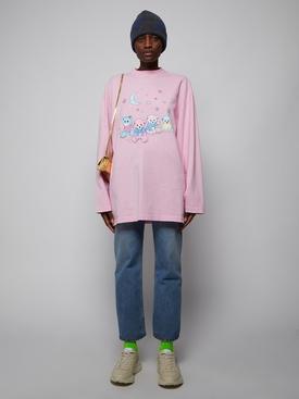 Pink love bear t-shirt