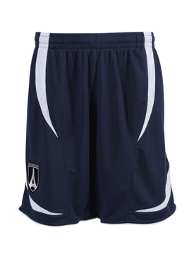 Ink Blue Soccer Shorts