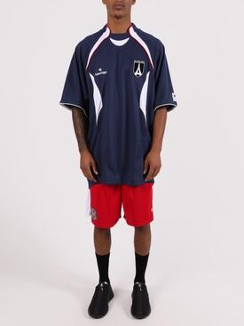 Blue Soccer T-Shirt