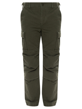 Slim Cargo Pants KHAKI GREEN