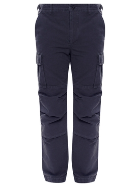 Slim Cargo Pants DARK NAVY