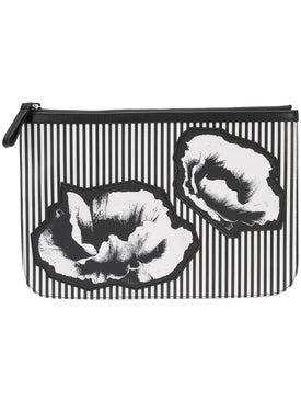 Pierre Hardy - Popy Floral Print Clutch - Women