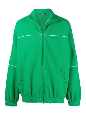 Green Tracksuit Jacket
