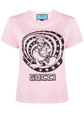 X Disney Donald Duck Spiral T-Shirt