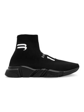 Speed LT Soccer Sneaker, Black