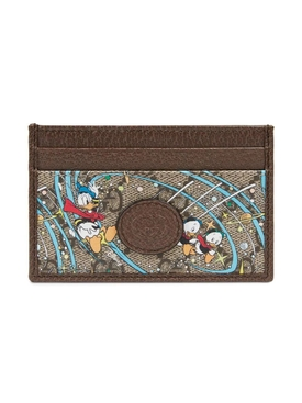 X Disney Donald Duck Card Holder