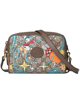 x Disney Donald Duck GG Supreme Canvas Crossbody Bag