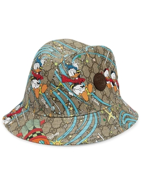 X Disney Donald Duck Bucket Hat