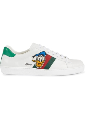 X Disney Donald Duck Ace Sneakers