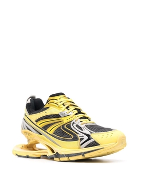 X-Pander Sneaker Yellow and Grey