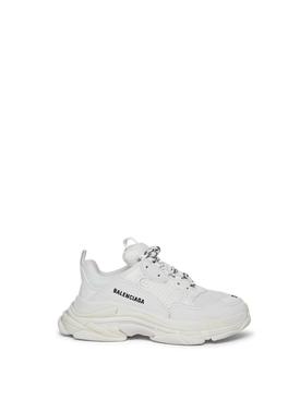 Kids Triple S Sneaker, White
