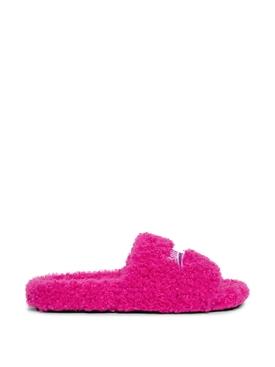Furry Slide PINK