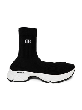 Speed 3.0 Sneaker, black and white