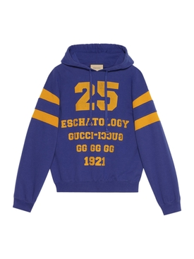 25 Eschatology and Blind for Love Hoodie MARINO PURPLE