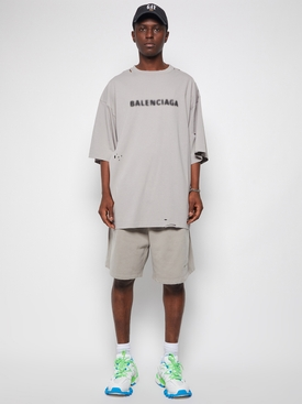 Sporty B Basketball Shorts Steel Grey